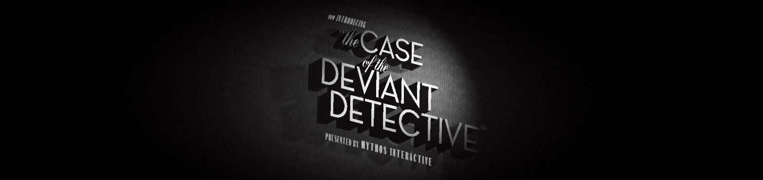 The Case of the Deviant Detective
