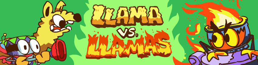 'Llama vs. Llamas'