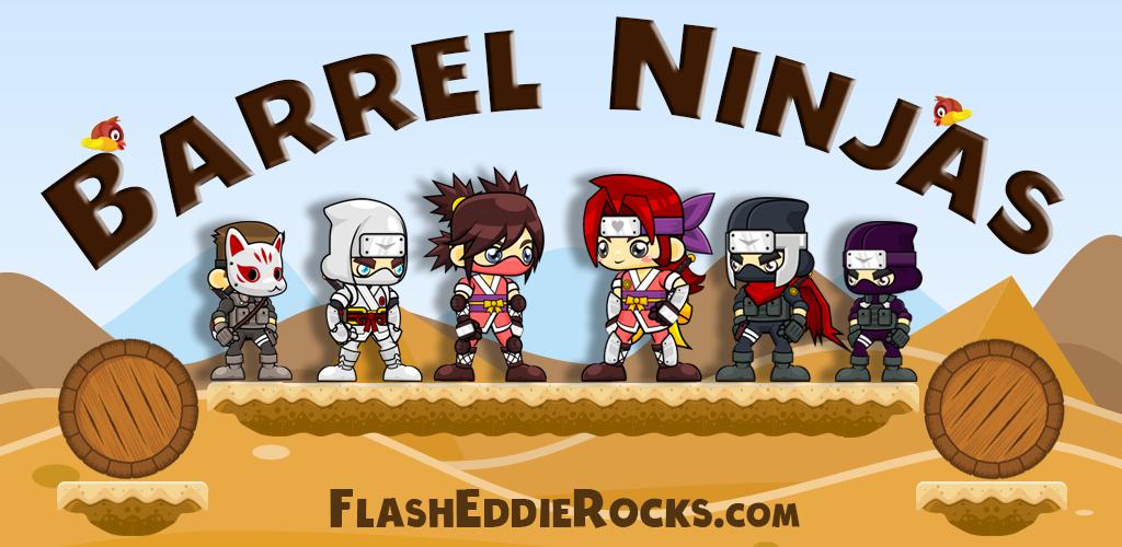 Barrel Ninjas