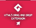 Game Maker HTML5 Drag & Drop Extension