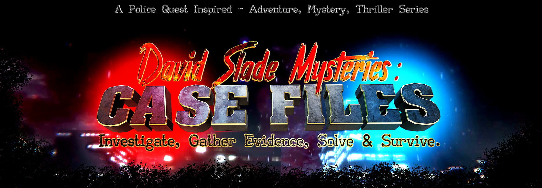David Slade Mysteries: Case Files