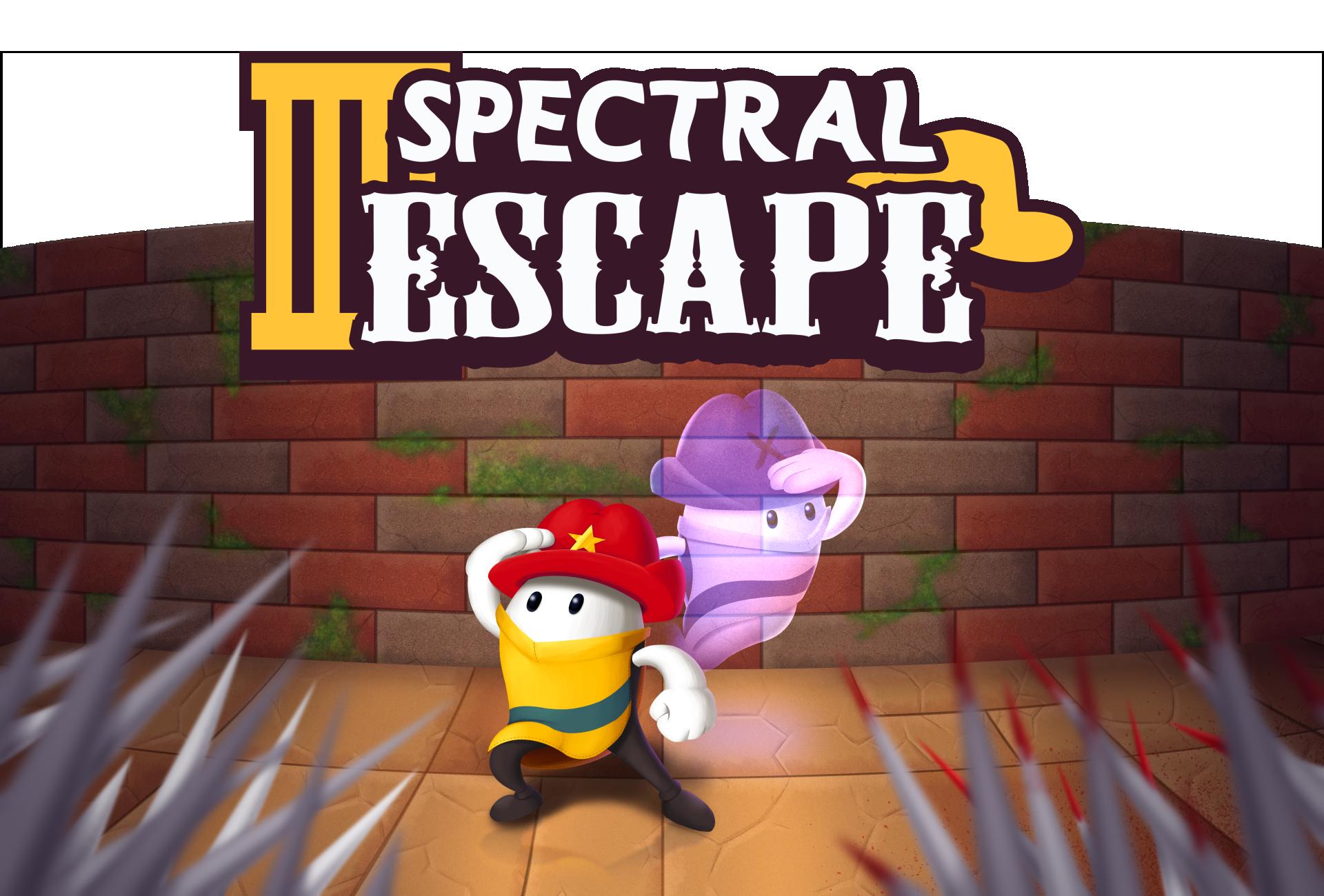 Spectral Escape