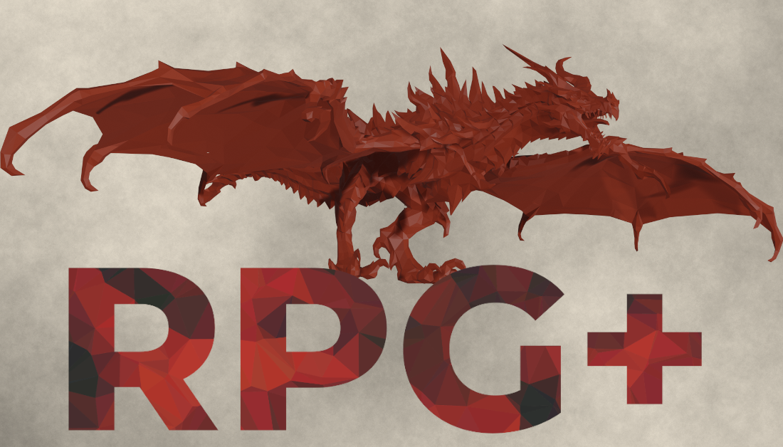 RPG Plus - Desktop & Mobile Tabletop Roleplaying