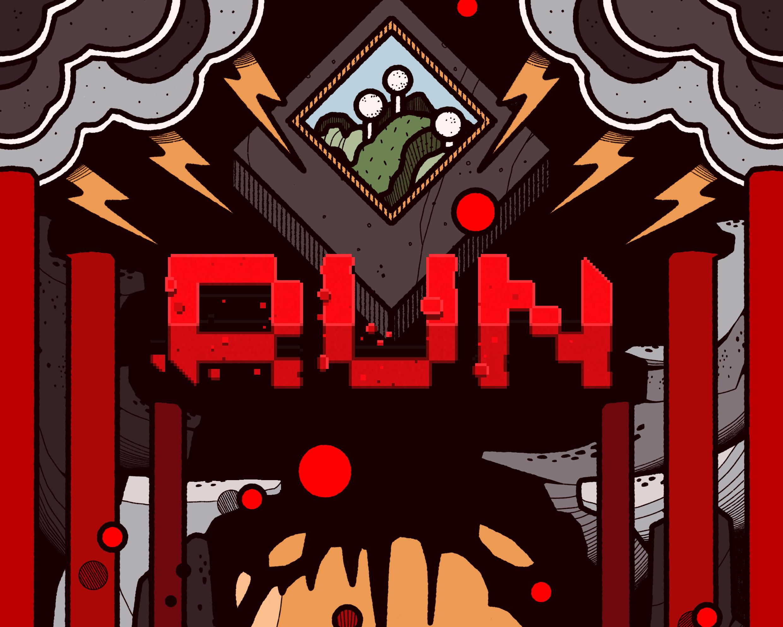 RUN: The world in-between