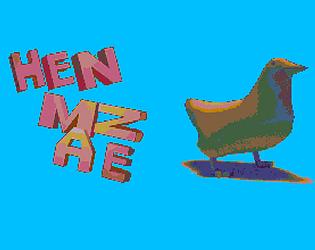 Hen Maze