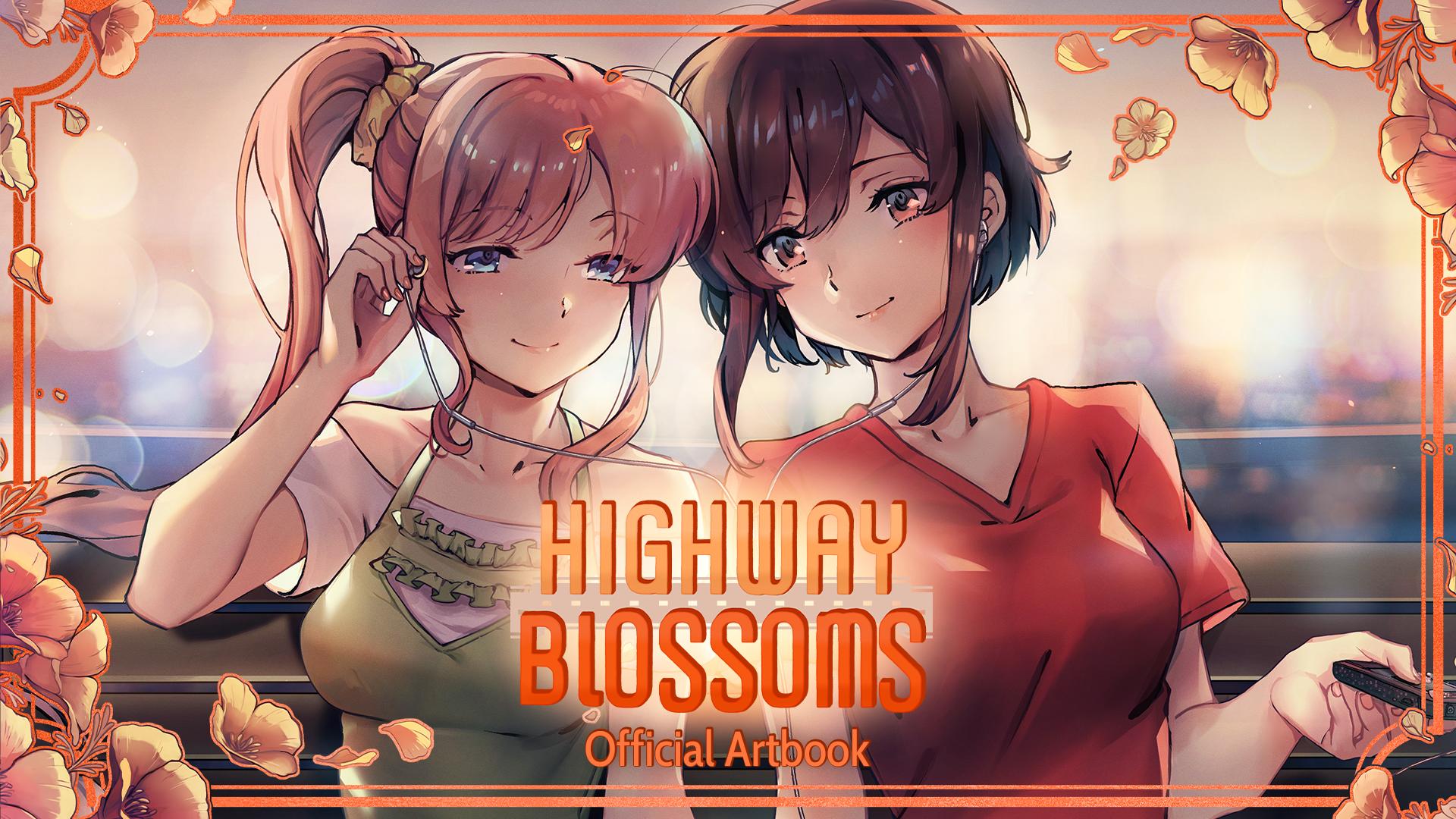Highway Blossoms Artbook
