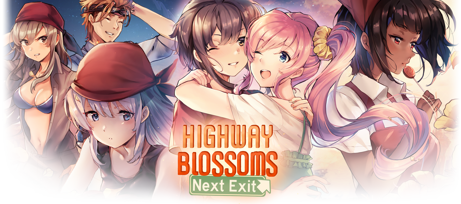 Highway Blossoms: Next Exit