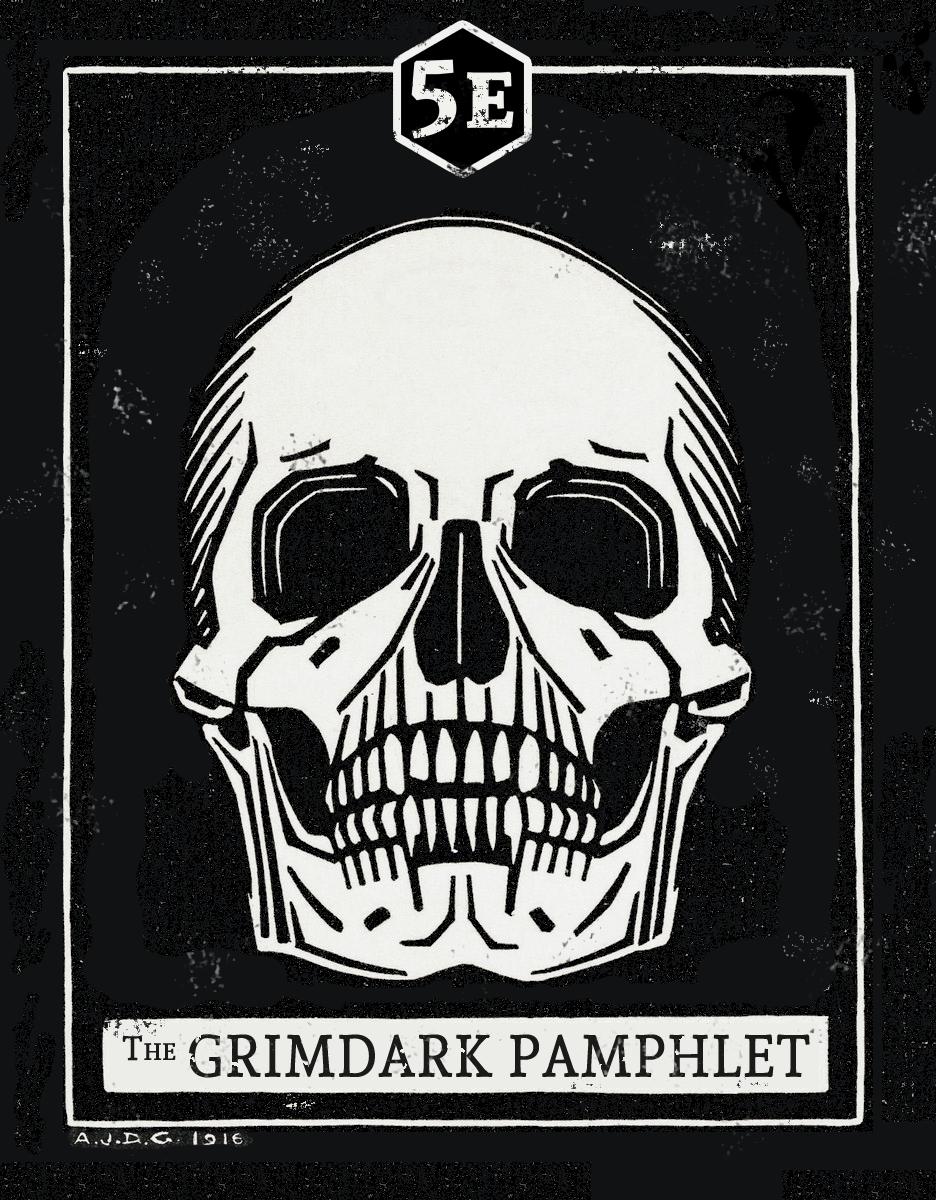 The Grimdark Pamphlet