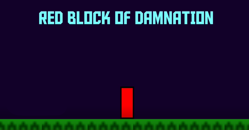 Red Block Of Damnation