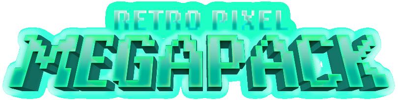 Retro Pixel MegaPack