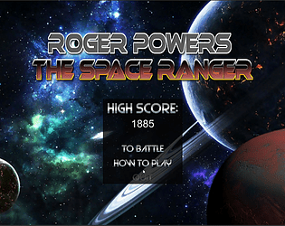Roger Powers the Space Ranger