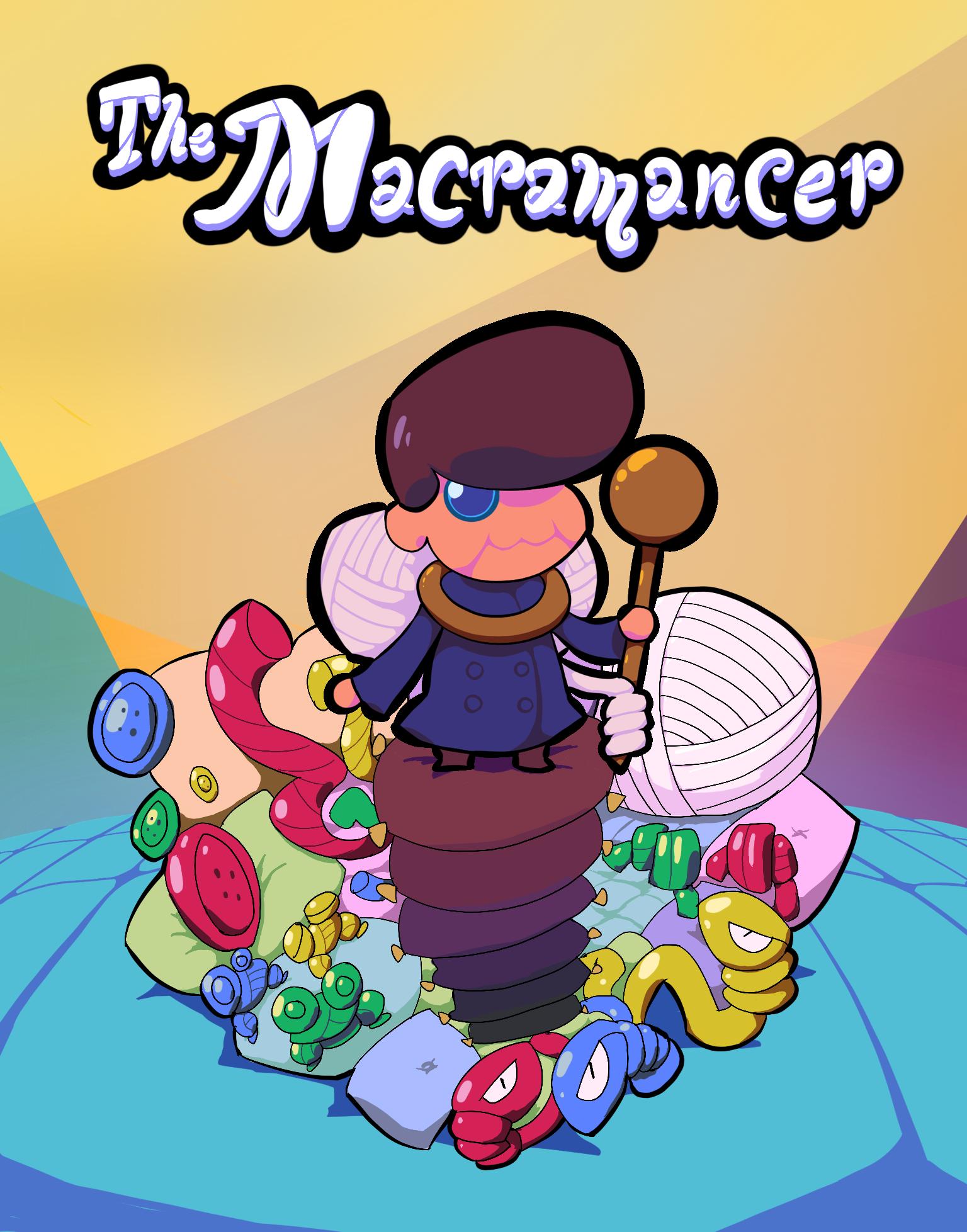 The Macramancer