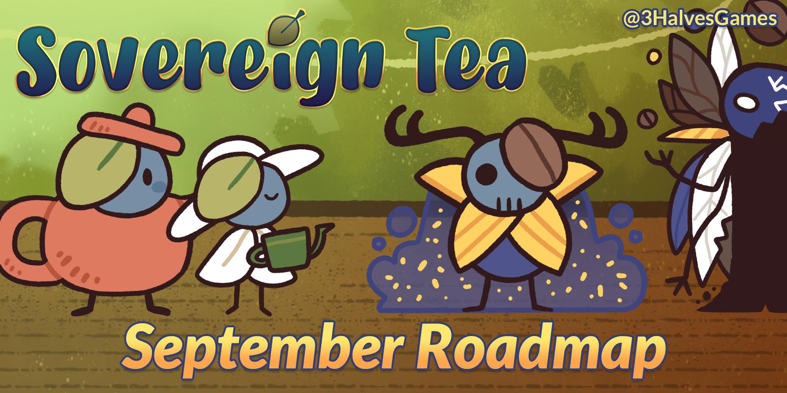 September Roadmap