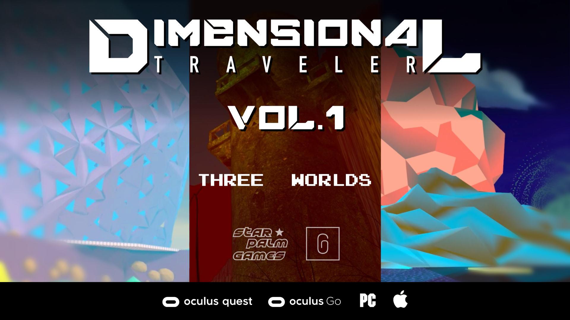 DIMENSIONAL TRAVELER - THREE WORLDS