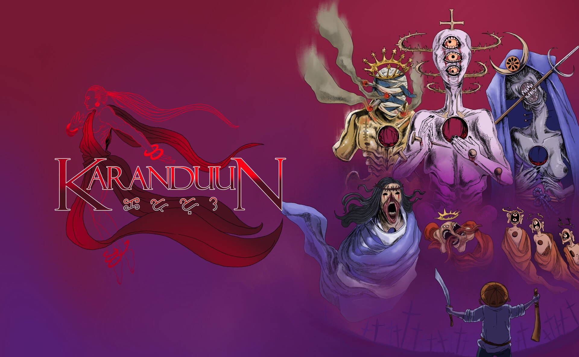 Karanduun - Make God Bleed Edition