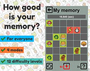 My Memory :: Brain Game