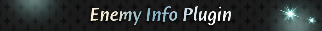 Enemy Info | Rpgmaker Plugin