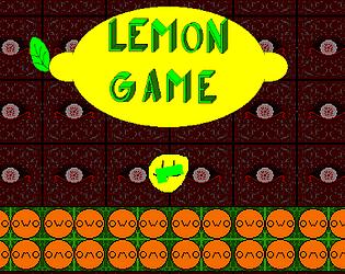 Lemon Game