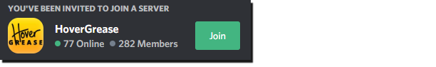 HoverGrease Discord Server