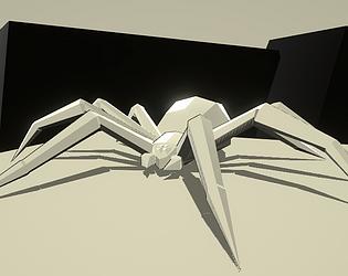 Spider Button