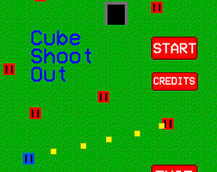 Cube Shoot Out