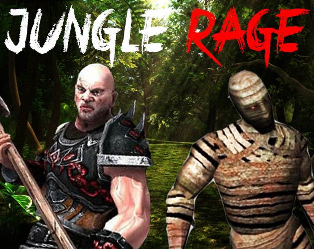 Jungle Rage (Single-Player FPS Campaign)