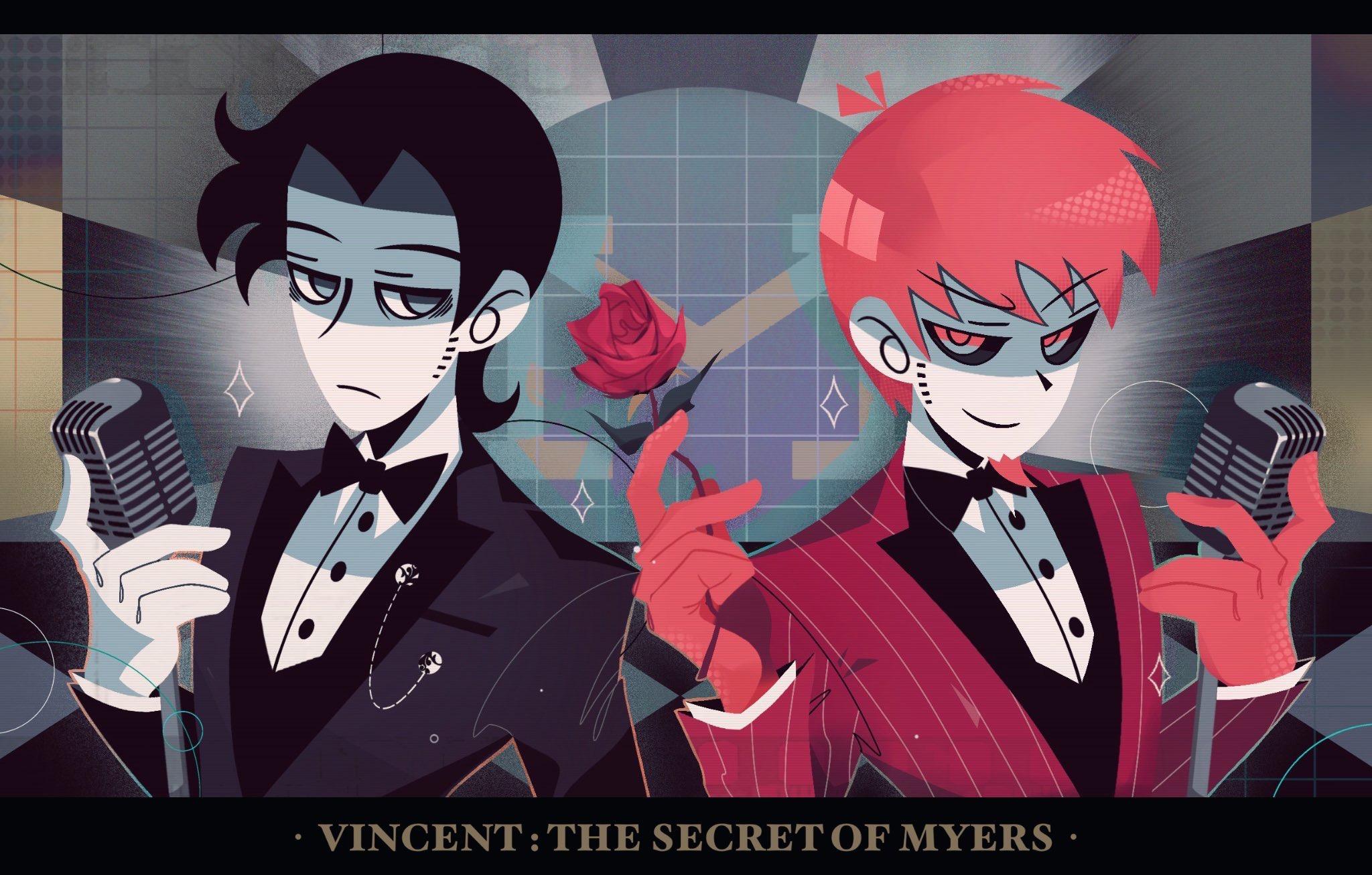 Vincent: The Secret of Myers | 文森:梅尔斯的秘密