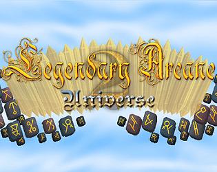 Legendary Arcane 2