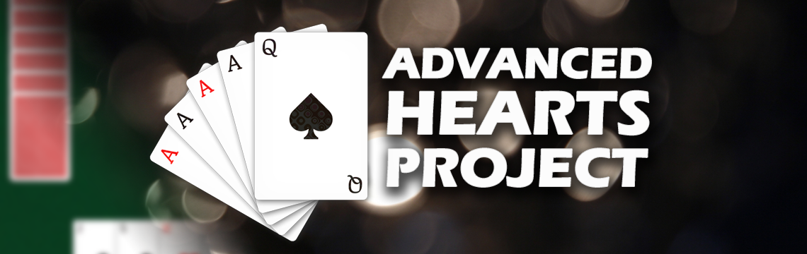 Hearts - Advanced Project for GameMaker: Studio