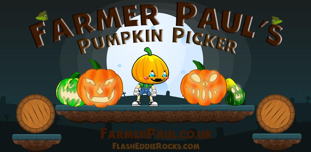 Farmer Paul's Pumpkin Picker