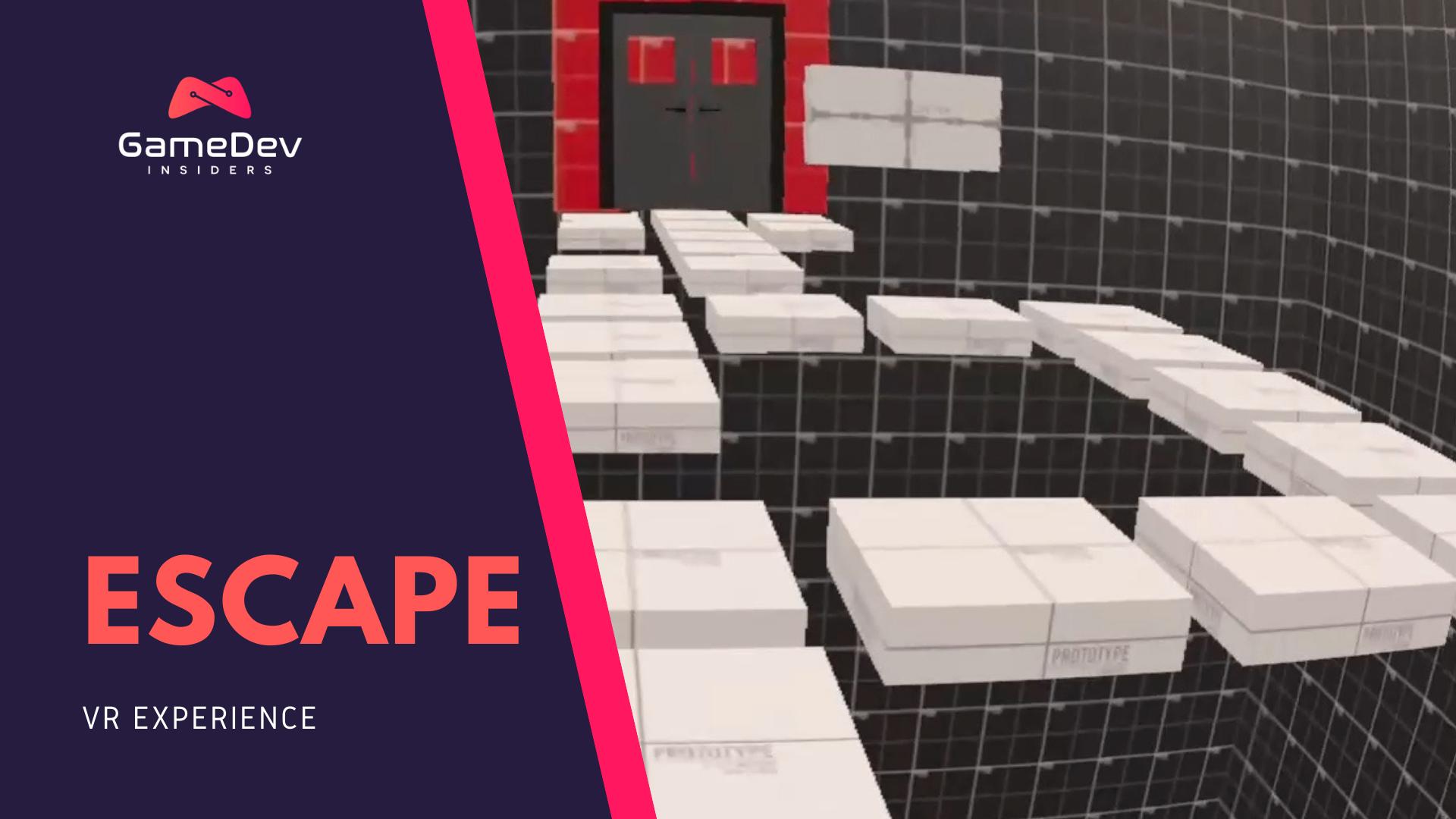 Escape VR - WIP