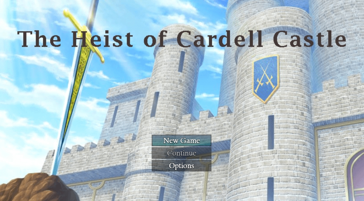 The Heist of Cardell Castle