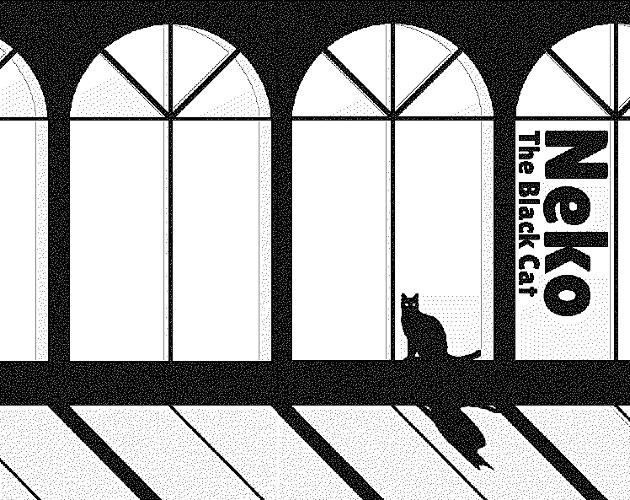 Neko - The Black Cat