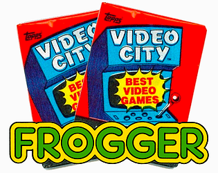 Video City - Frogger