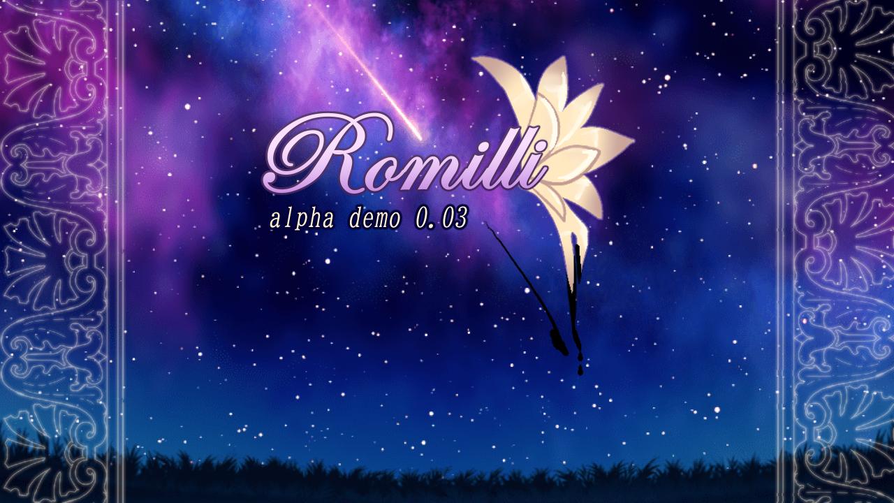 Romilli (alpha demo) (0.03)