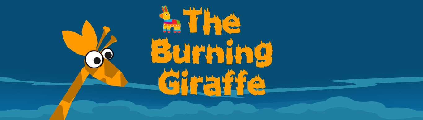 The Burning Giraffe