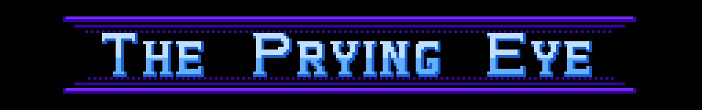 The Prying Eye (NES)