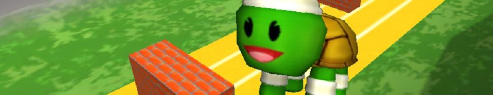 Hurdle Turtle 3D