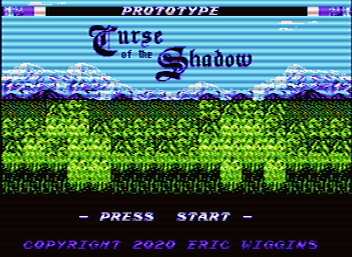 Curse Of The Shadow Prototype - ByteOff2020
