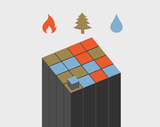 Fire, Wood, Water