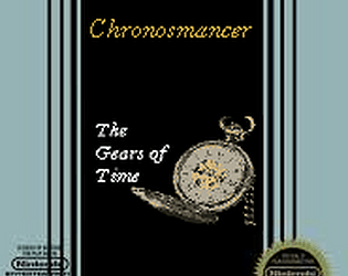 Chronomancer the Gears of time