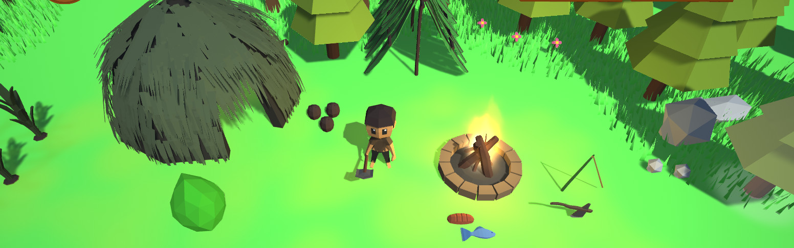 Survival Engine - Unity Asset - Crafting, Farming, Hunting and more!