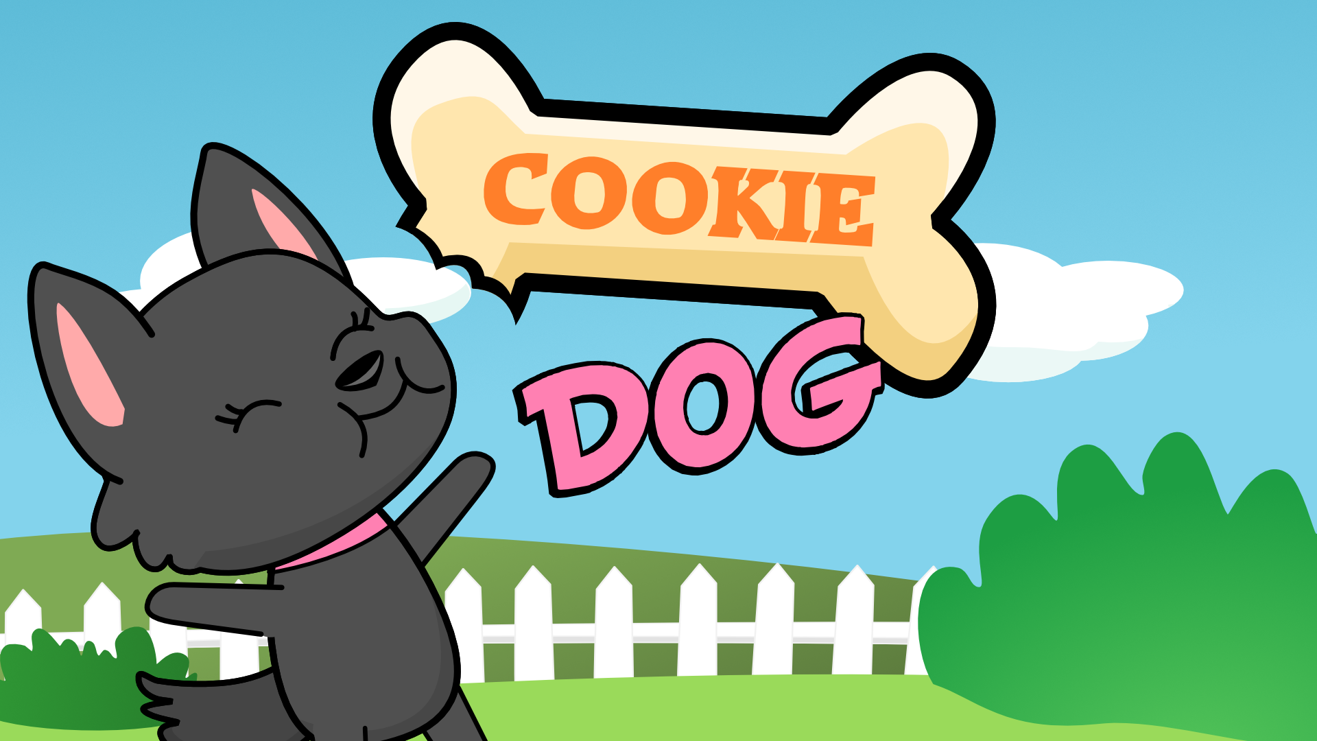 Cookie Dog