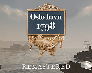 Oslo Havn 1798 / The Port of Oslo 1798 - Remastered [Free] [Educational] [Windows] [macOS]