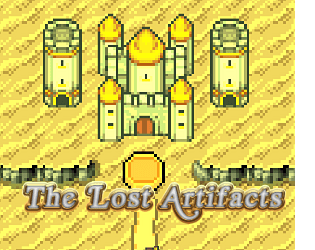 The lost artifacts Thumbnail