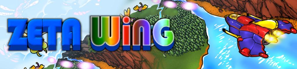 Zeta Wing (C64)