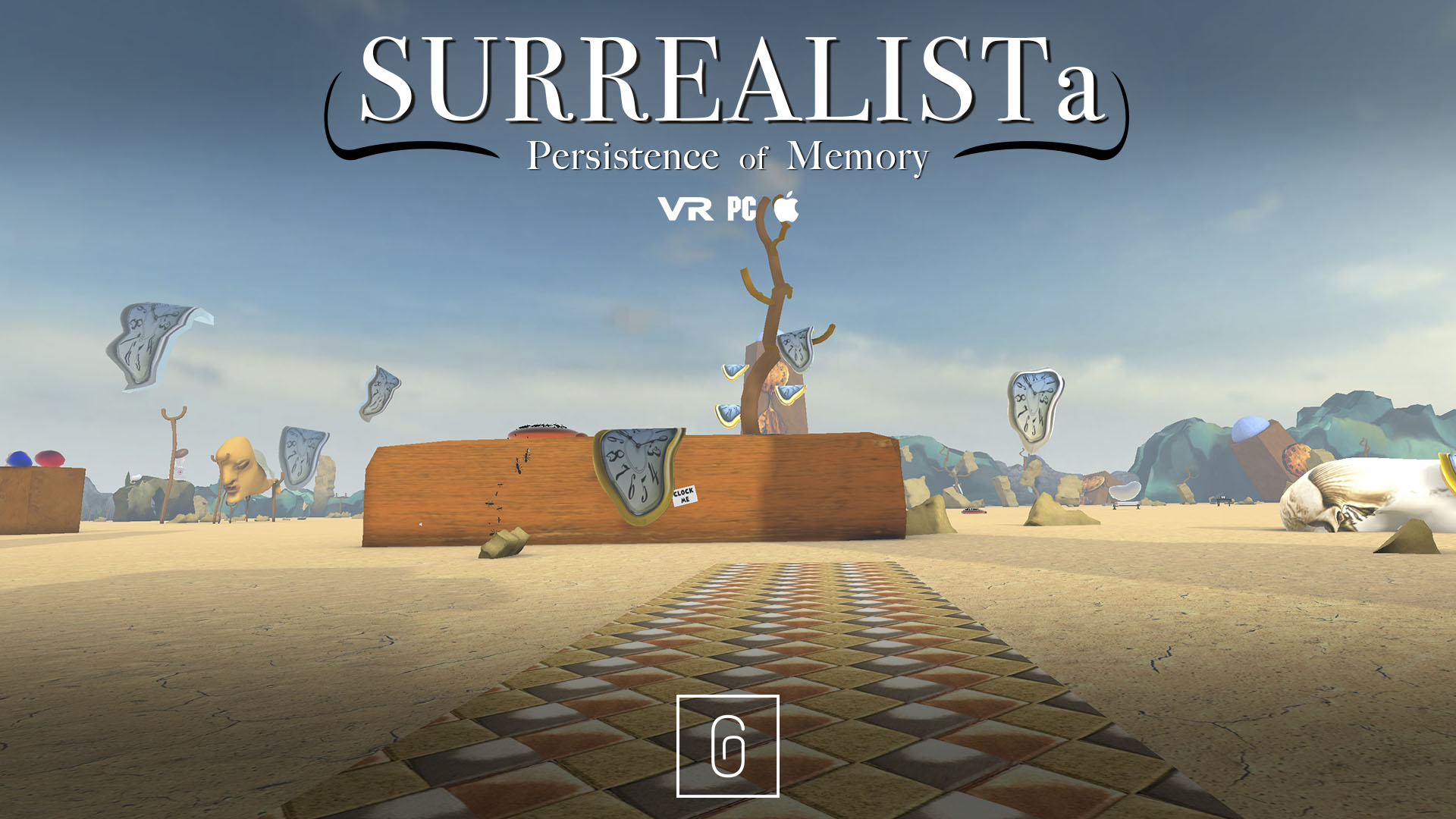SURREALISTa - Persistence of Memory