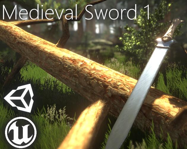 Medieval Sword_1