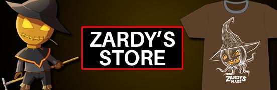 Zardy's Maze Official Merch Store
