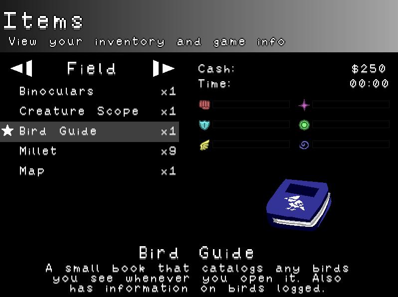 Adding a star onto an item list to indicate a set item